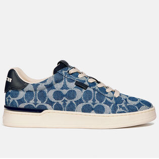 Women's Lowline Sig Denim Low Top Sneaker