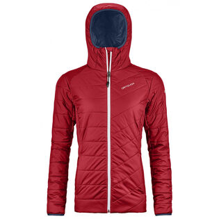 Manteau Piz Bernina Swisswool® pour femmes