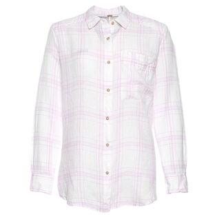 Women's No Limits Plaid Button-Down Shirt