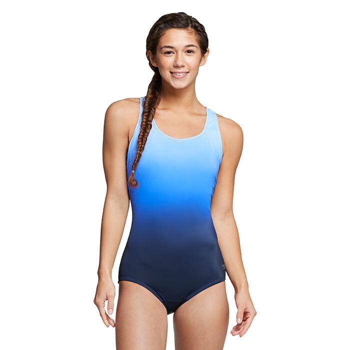 Women's Ombre Ultraback One-Piece Swimsuit