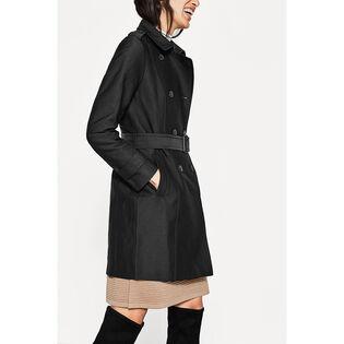 Women's Classic Trench Coat