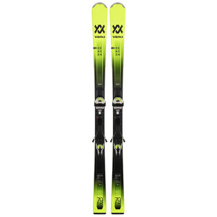 Skis Deacon 79 + Fixations iPT WideRide XL 12 TCX GW [2021]