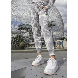 Pantalon de jogging Tie-Dye pour femmes