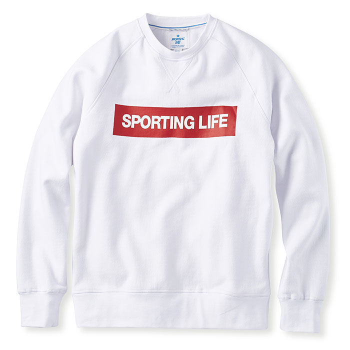 Men's Fleece Crew Sweatshirt