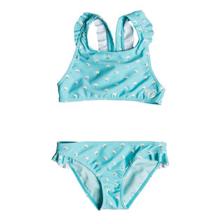 Girls' [2-6] Saguaro Crop Two-Piece Bikini