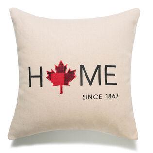 Celebrating Canada Home Pillow