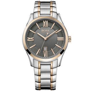 Ambassador Stainless Steel Watch