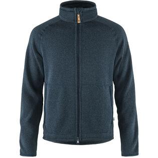 Men's Ovik Fleece Zip Sweater