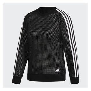 Women's Essentials Mesh Sweater