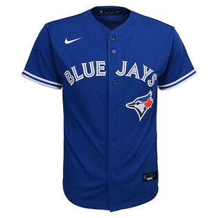 Juniors' [7-16] Toronto Blue Jays Alternate Replica Jersey