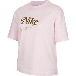 T-shirt Sportswear Boxy pour filles juniors [7-16]