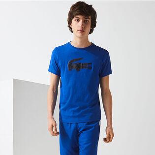 T-shirt en jersey respirant 3D Print Crocodile pour hommes