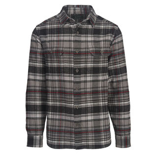 Men's Oxbow Bend Plaid Flannel Shirt