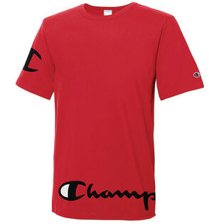 Men's Wrap Around Logo T-Shirt