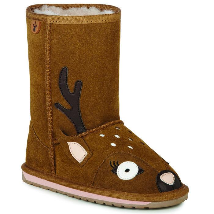 Juniors' [10-4] Deer Boot
