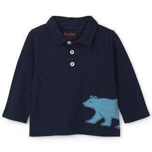 Baby Boys' [3-24M] Bear Polo