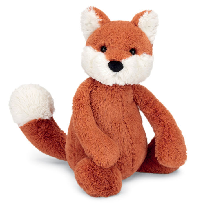 Bashful Fox Cub (12