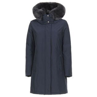 Women's Bow Biridge Down Coat