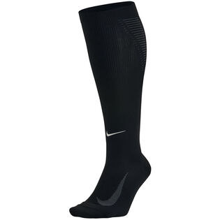 Women's Compression Over-The-Calf Running Sock