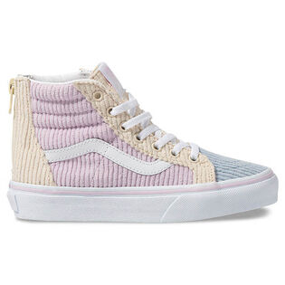 Chaussures Corduroy Sk8-Hi Zip pour enfants [11-4]