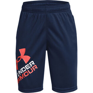Junior Boys' [8-16] Prototype 2.0 Logo Short