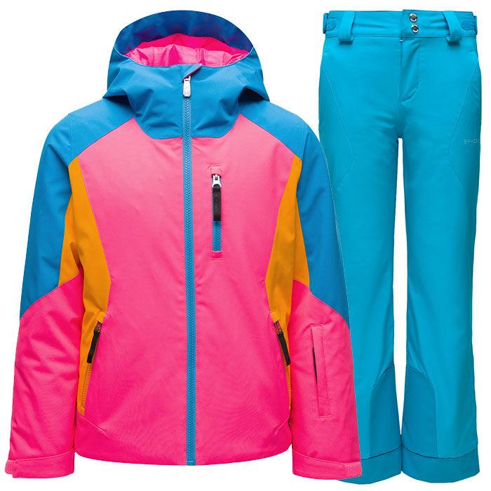 Junior Girls' [8-16] Pioneer + Olympia Two-Piece Snowsuit