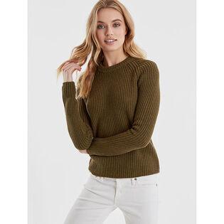 Women's Jane Shaker Stitch Sweater