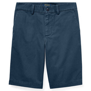 Junior Boys' [8-20] Slim Fit Cotton Chino Short