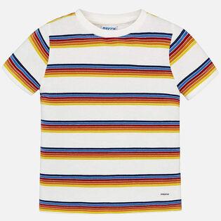 Boys' [2-8] Striped T-Shirt
