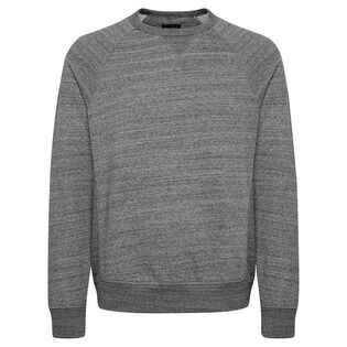 Men's Basic Fleece Crew Sweatshirt