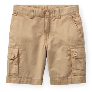 Boys' [2-4] Cotton Chino Cargo Short