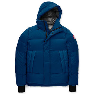 Manteau à capuchon Armstrong pour hommes