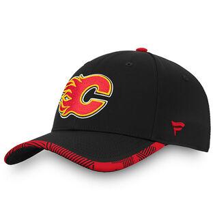 Casquette Iconic Speed Flex Flames de Calgary pour hommes