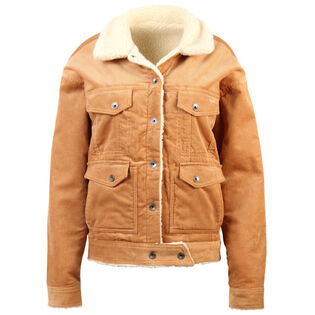Women's Woodstone Cord Reversible Jacket