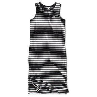 Women's Mini Check Midi Dress