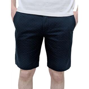 Men's Woven Spot Short