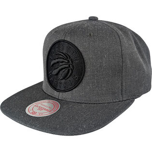 Men's Toronto Raptors Heathered Snapback Hat