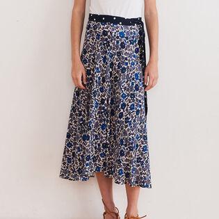 Women's Olive Skirt
