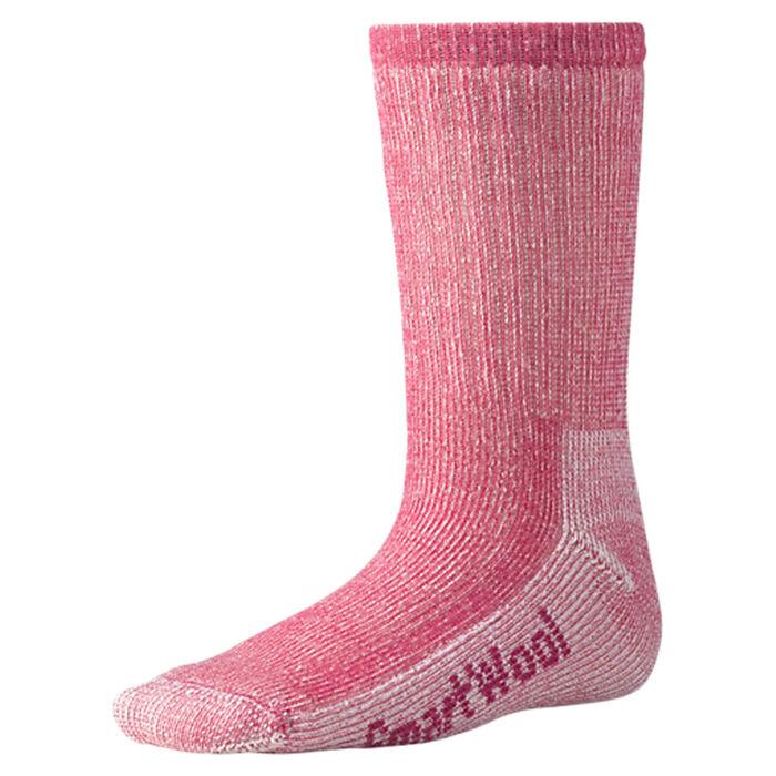 Chaussettes de randonnée mi-mollet pour juniors