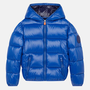 Junior Boys' [8-16] Luck Hooded Puffer Jacket
