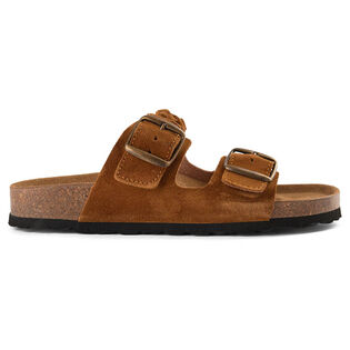 Women's Cara Suede Slip-In Sandal