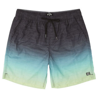 Junior Boys' [8-16] All Day Fade Layback Boardshort
