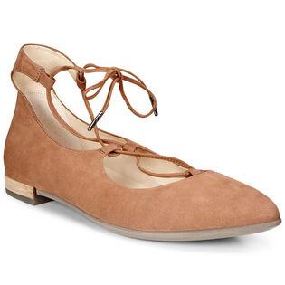 Women's Shape Pointy Ballerina Flat