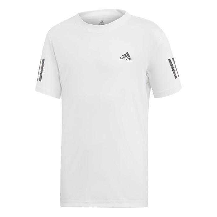Junior Boys' [8-16] 3-Stripes Club T-Shirt