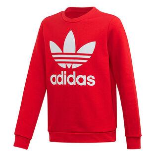 Junior Boys' [8-16] Trefoil Crew Sweatshirt