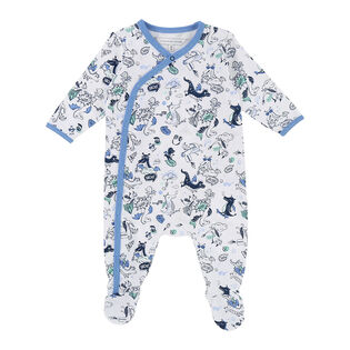 Babies' [3-12M] Logo One-Piece Jumpsuit
