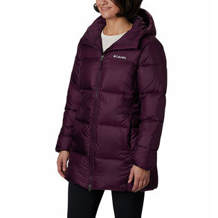 Manteau mi-long Puffect pour femmes