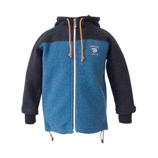 Junior Boys' [10-14] Block Wool Jacket