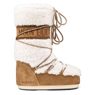 Bottes en laine Moon Boot pour femmes