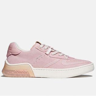 Women's CitySole Suede Court Sneaker